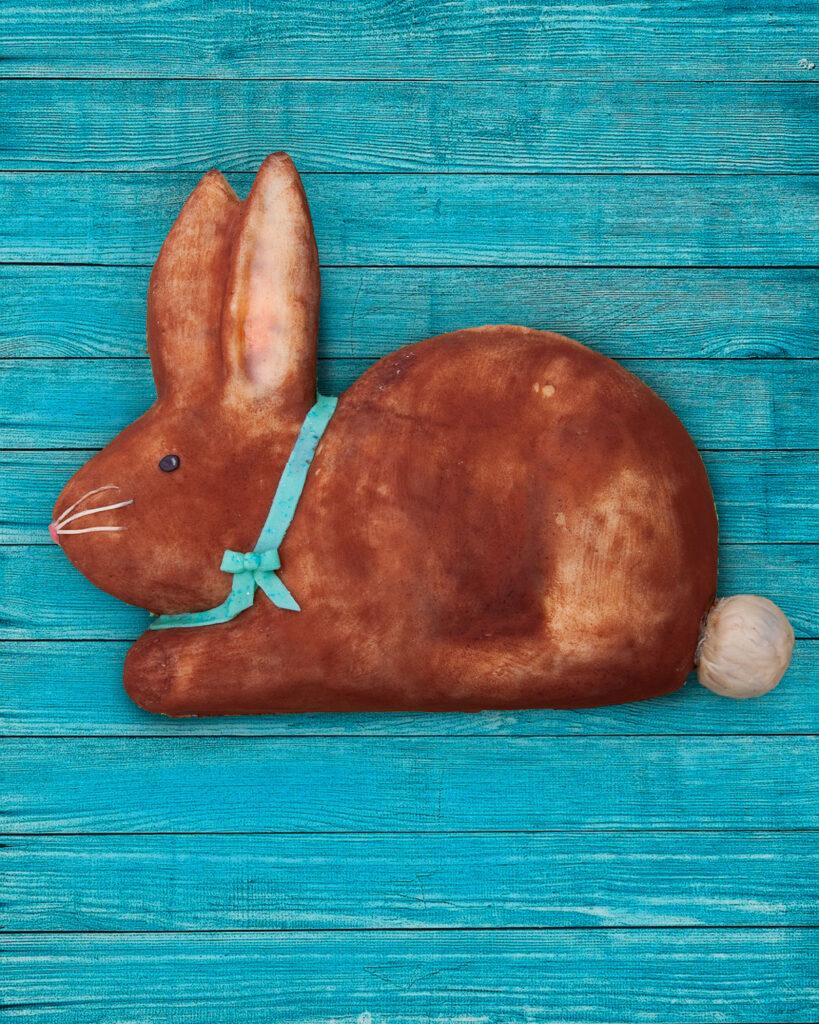Motivtorte Osterhase - Torte zu Ostern
