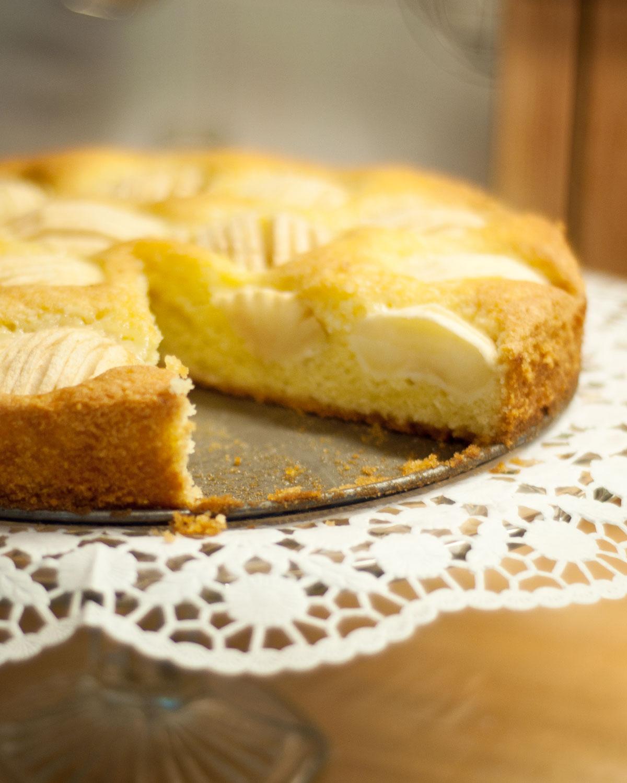Apfelschlupfkuchen