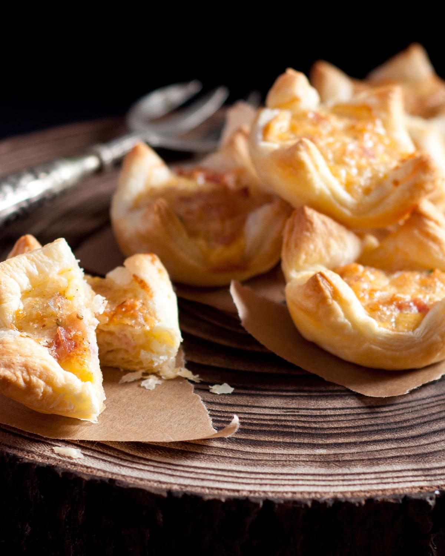 Blätterteig-Muffins