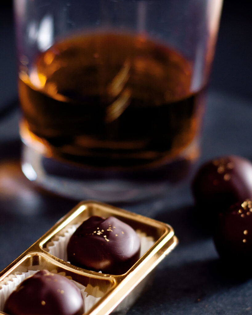 Whiskey Pralinen
