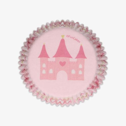 Muffinförmchen Prinzessin